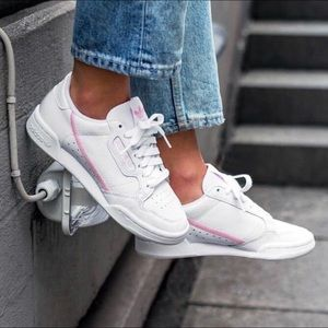 NWT Adidas Continental 80 Women's Shoes
